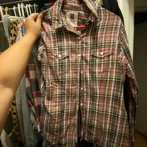 Levi's Flannel
